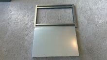 Frigidaire MWTK27KF Stainless Steel 27 Inch Built In Microwave Trim Kit