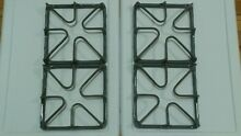 Set of 4 Genuine GE Spectra Gas Range Oven Burner Grates FREE SHIPPING