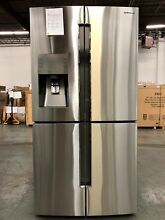 Samsung 23CF 4 DoorFlex Stainless Steel Refrigerator Counter Depth   RF23J9011SR