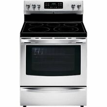 Kenmore Kenmore 94193 5 4 cu  ft  Electric Range w  Convection Oven   Stainless