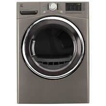 Kenmore Kenmore 91383 7 4 cu  ft  Gas Dryer w  Steam   Metallic Silver