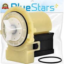 Ultra Durable 8181684 Washer Drain Pump Kit Replacement by Blue Stars   Exact