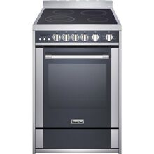 Magic Chef MCSRE24S 24  Electric Freestanding Range Convection Oven