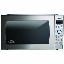 2 2 Cu  Ft  Built In Countertop Microwave Oven w  Inverter Technology NN SD987S