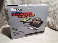 Max Burton 6200 MB Induction Cooktop 1800w