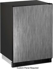 U LINE U CO1224FB 00B   24  Combo Ice Maker Refridgerator  Integrated