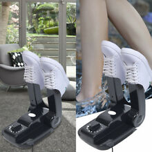 Boot Dryer Portable Folding Shoes Warmer Odor Remover Electric Heater US Plug