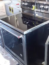KitchenAid   6 4 Cu  Ft  Self Cleaning Freestanding Electric Convection Range