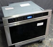 NEW Thermador MD24JS 24  Stainless Steel Built In Microwave Drawer