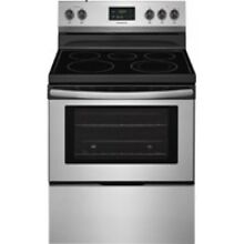 Frigidaire 30  Stainless Steel Freestanding Electric Range
