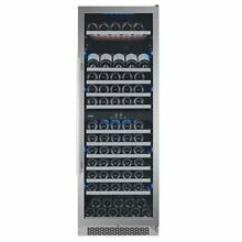 Avallon   141 Bottle 24  Built In or Free Standing   Dual Zone Wine Cooler