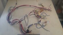 Whirlpool Range Oven Cooktop Element Wiring Harness Main 4454062