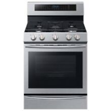 Samsung Stainless Steel True Convection Freestanding Gas Range