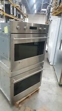 GE Monogram 30  SS Double Wall Oven Model  ZET2SM3SS