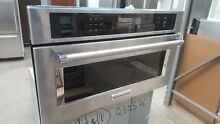 KitchenAid 27  SS Built in Microwave Model  KMBP107ESS