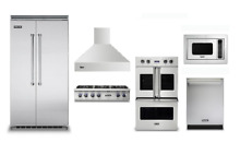 Viking Island Luxury Kitchen with Two Free Appliances and  1432 Rebate