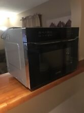 Samsung MC12J8035CT 1 2 cu  ft  Countertop Convection Microwave