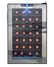 Vinotemp El28tsbmc 28 Bottle Free Standing Wine Cooler With
