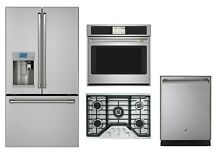 GE Caf  4 Piece Value Package    1 000 Rebate