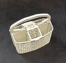 KichenAid KUDS24SEBL1 TESTED Dishwasher Silverware Basket