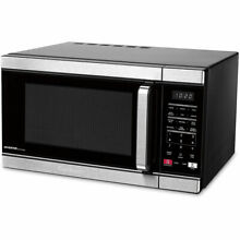 Cuisinart CMW 110 Stainless Steel Microwave Oven  Silver