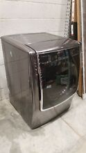 LG   Signature 9 0 cu  ft  14 cycle smart wi fi gas dryer with turbosteam