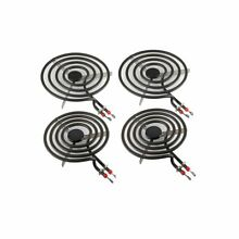 Podoy MP22YA Replacement Burner Coil Elements for Electric Range Stove   Set of