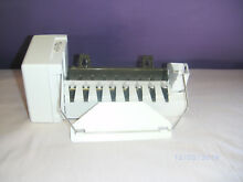 Maytag Side by Side Refrigerator  Ice Maker Assembly  W10190966 or WPW10190965