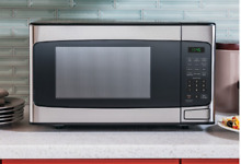 GE 1 1CF Counter top Microwave   Stainless Steel  JES1145SHSS    FREE SHIPPING