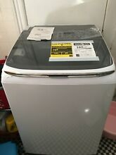 Big sales  40  off Used Samsung Activewash 5 2 Cu  Ft  Top Loading Washer White