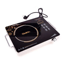 Electric Range Cooktop Hot Plate Portable Hightlight Ceramic Glass Kitchen 220v