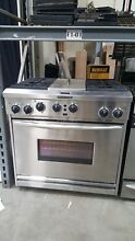 KitchenAid 36  SS 4 Burnes with Griddle Gas Range Model  KDRP463LSS0