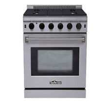 30  Thor Kitchen Stainless Steel Gas Range Oven with 5 Burner LRG3001U New