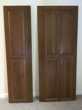 Sub Zero Model 532 Door Panels   For 48  Side by side Fridge Freezer