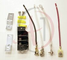 For Whirlpool   Maytag Electric Dryer Terminal Block Kit PP0414903X84X16