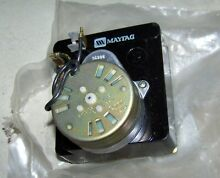 Genuine Maytag Dryer Timer   3 2833   Brand New   Fast Shipping 302833