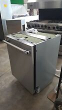 Thermador 24  SS Dishwasher Model  DWHD640JFP B3