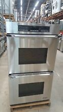 Dacor 27  SS Double Convection Wall Oven Model  ECS227SCH