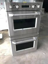 GE Monogram Pro 30  SS Double Convection Wall Oven