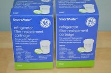 Lot of 2 Genuine GE MWF SmartWater Refrigerator Water Filters