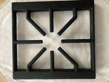 NEW  GRATE GAS  stove top black burner spider part   807894 REV A U 1 2  UNOWN