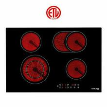 Gasland chef Electric Cooktop 30  Built in Electric Stove With 4 Burner
