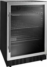 Insignia   165 Can Built In Beverage Cooler NS BC1ZSS9 see photos