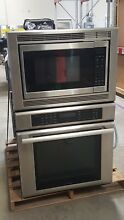 Thermador 30  SS Combo Oven Microwave Model  s MCES 01   MEMC301ES 07