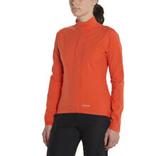 Giro 7043956 Women S Rain Cycling Jacket Glowing Red Large