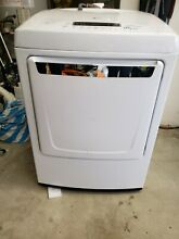 LG Gas Dryer Model DLG1102W