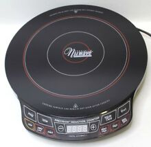PRECISION NUWAVE REVOLUTIONARY PORTABLE INDUCTION COOKTOP 30101