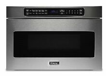 Viking Pro 5 Series Undercounter Drawer Micro Oven   VMOD5240SS