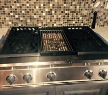 Thermador gas cooktop 36
