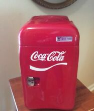 Coca Cola Logo Vector  2 In 1 Portable Auto Car Mini Fridge Hot And Cold